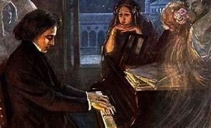 George Sand et Frédéric Chopin, une passion tumultueuse