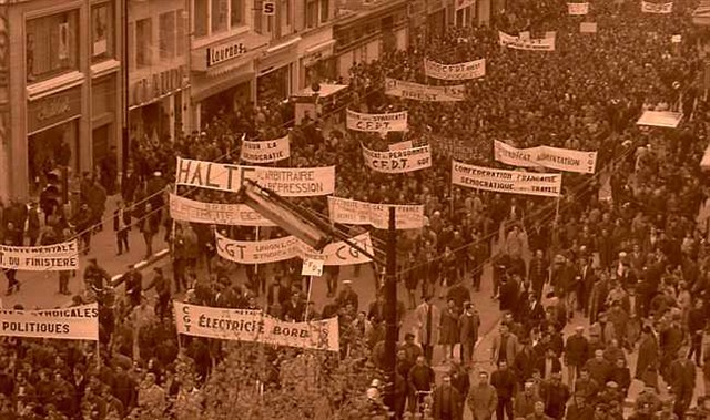 Mai 1968 en Bretagne
