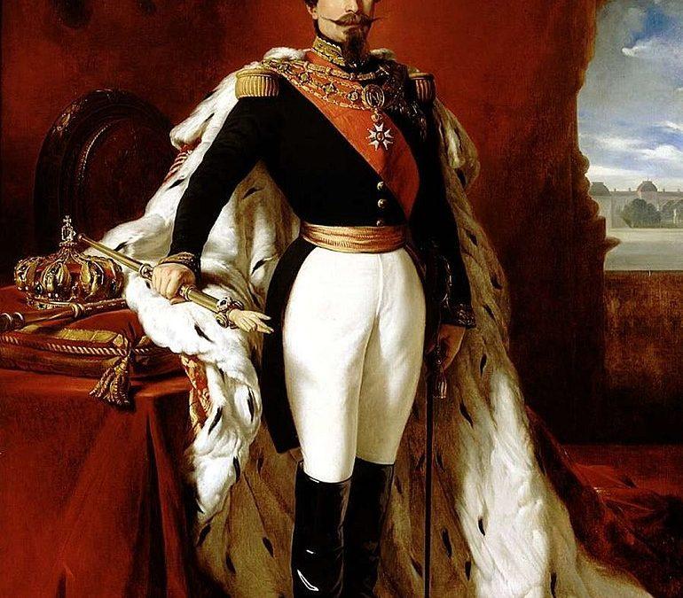 Recherche historique sur le voyage de Napoléon III en Bretagne (1858)
