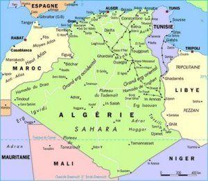 Conférence : «L'Algérie»