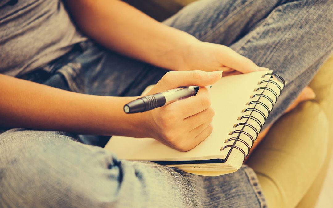 Atelier d'écriture, écrire pour soi