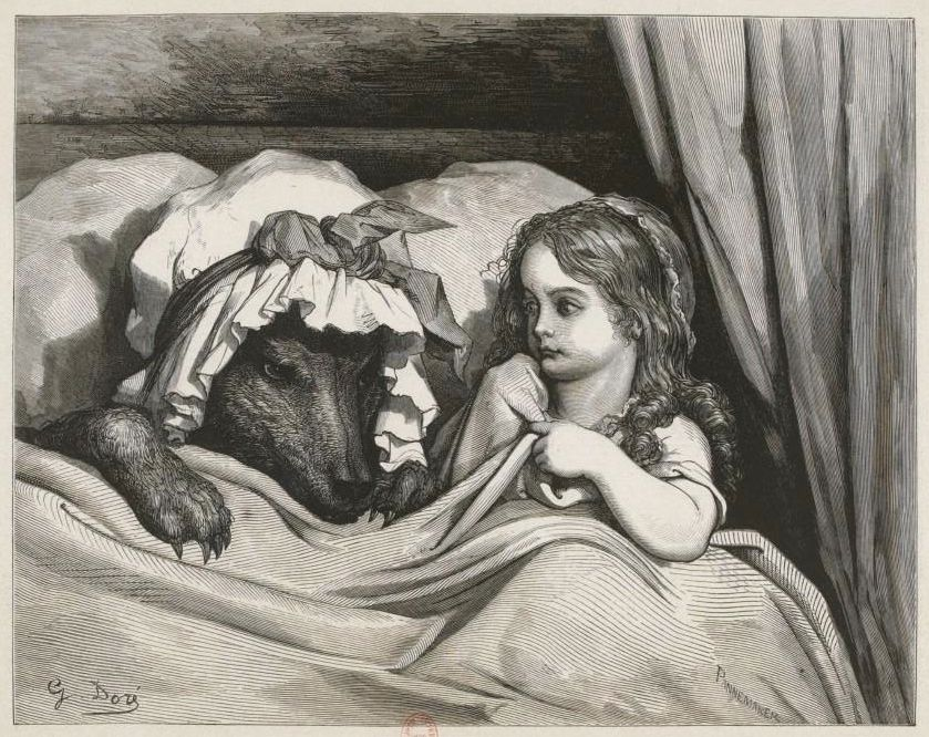 Relire les contes de Perrault et leur illustration par Gustave Doré
