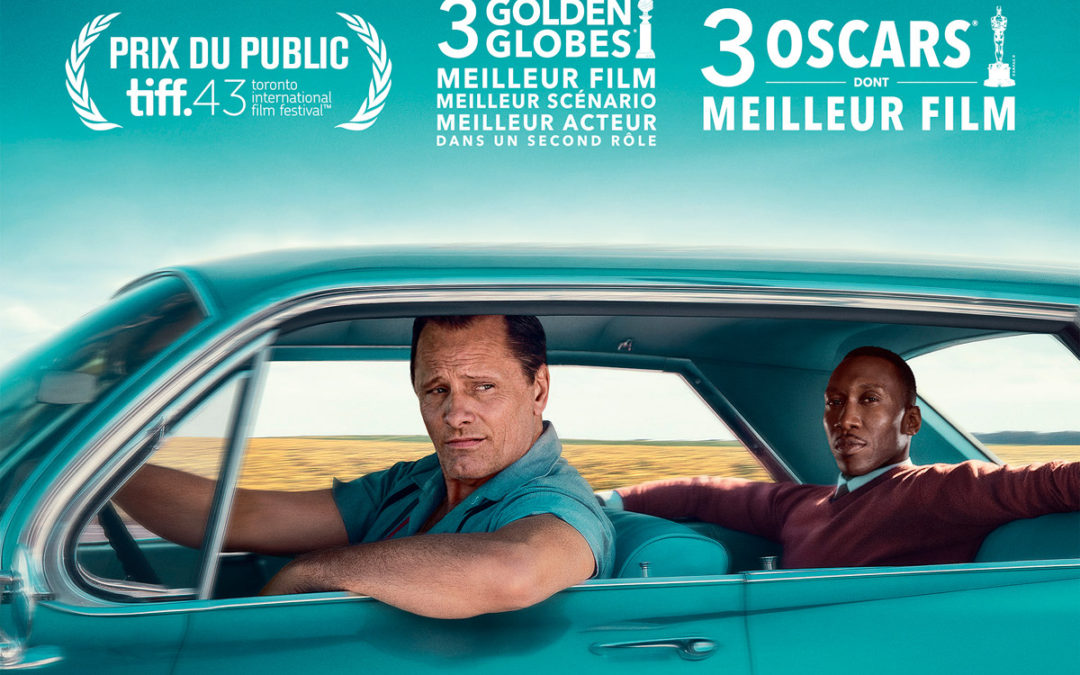 Cinéma : Green Book de Peter Farrelly (2018, 2h10).