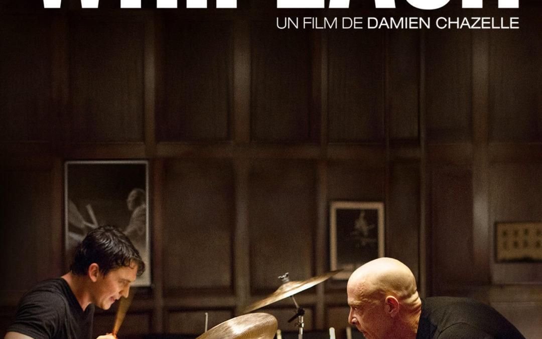 Cinéma : whiplash de Damien Chazelle (2014, 1h47) .