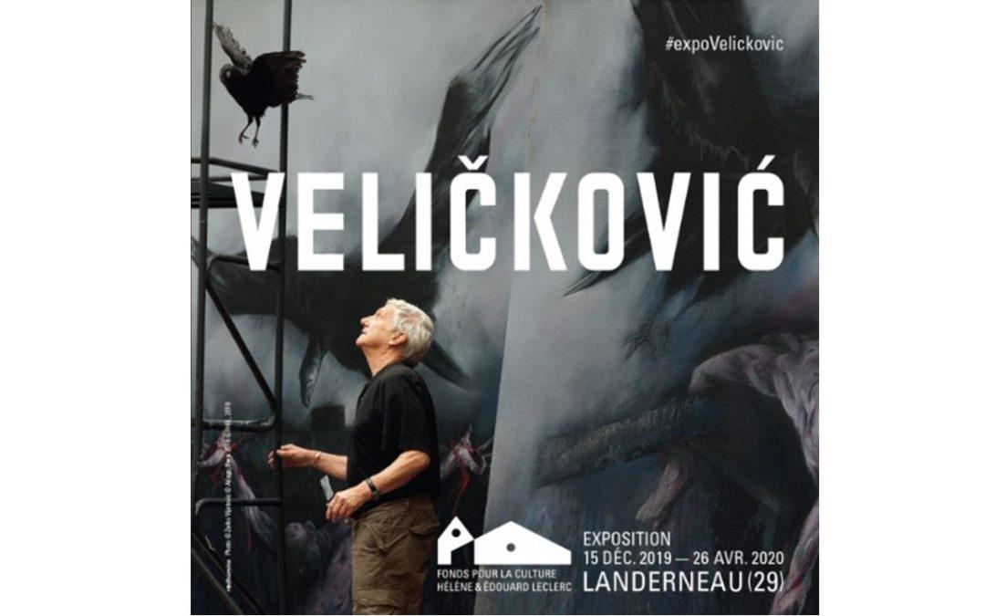 Exposition Velickovic au FHEL