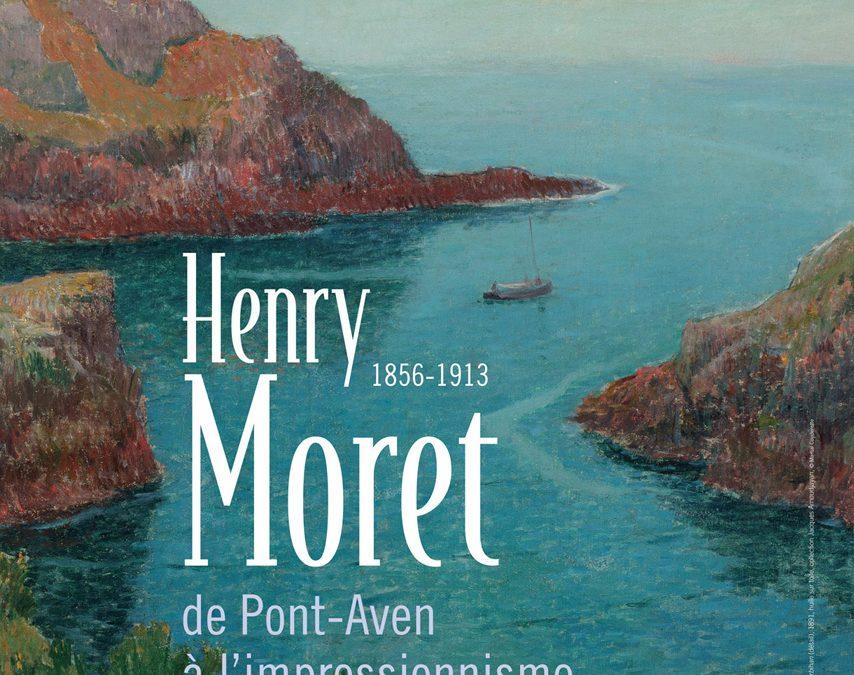 Exposition «Henry Moret» à Quimper