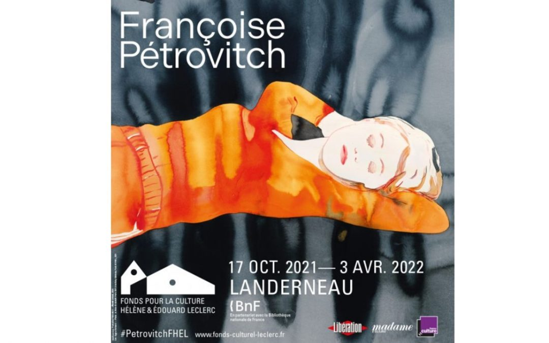 Exposition Françoise Pétrovitch au FHEL